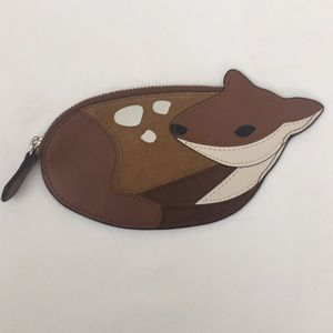 Coach Fawn Coin purse